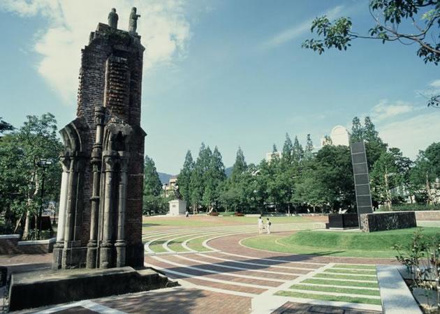 Nagasaki Hypocenter Park-0