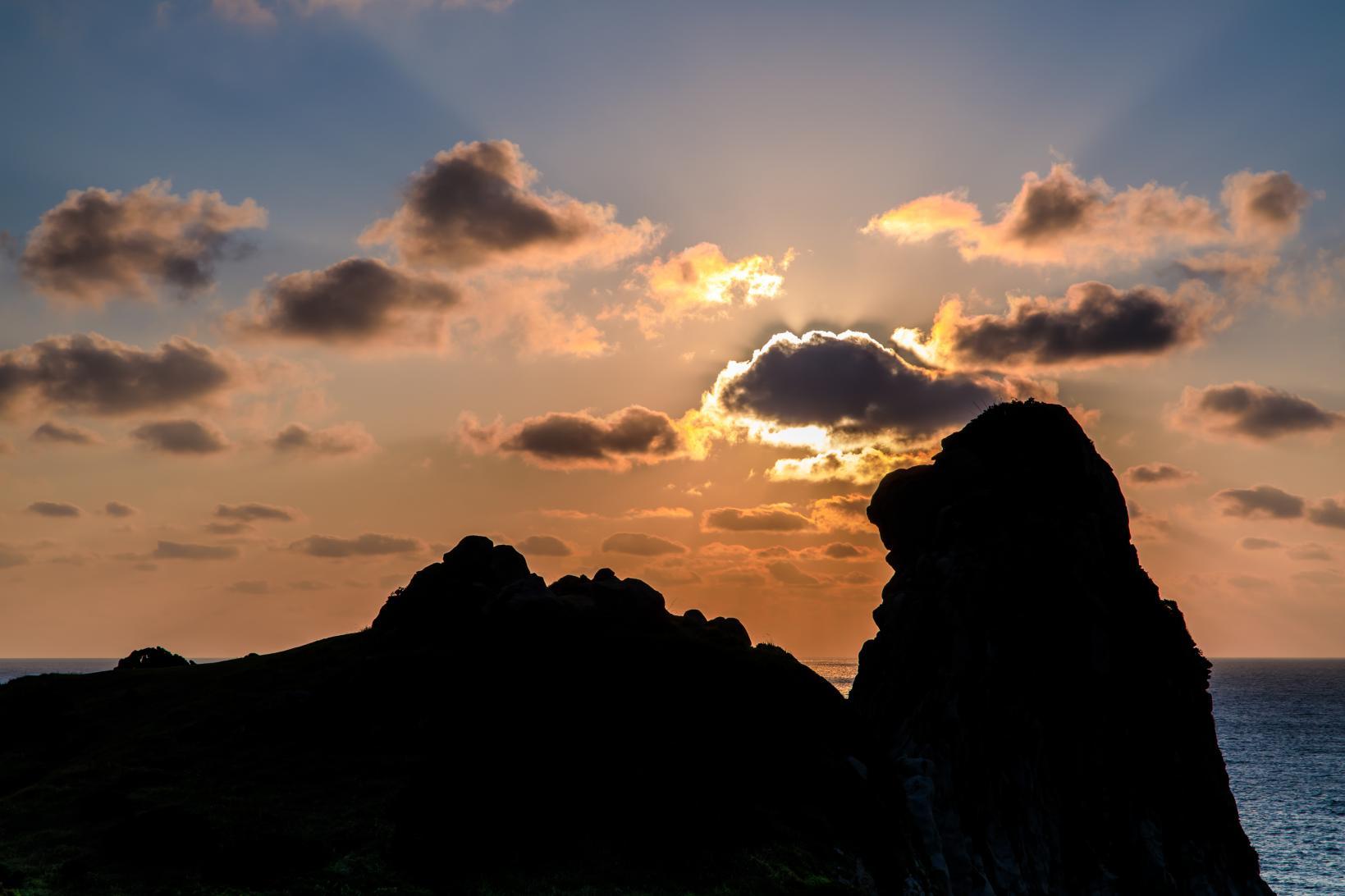 Saru-Iwa (Monkey Rock)-0
