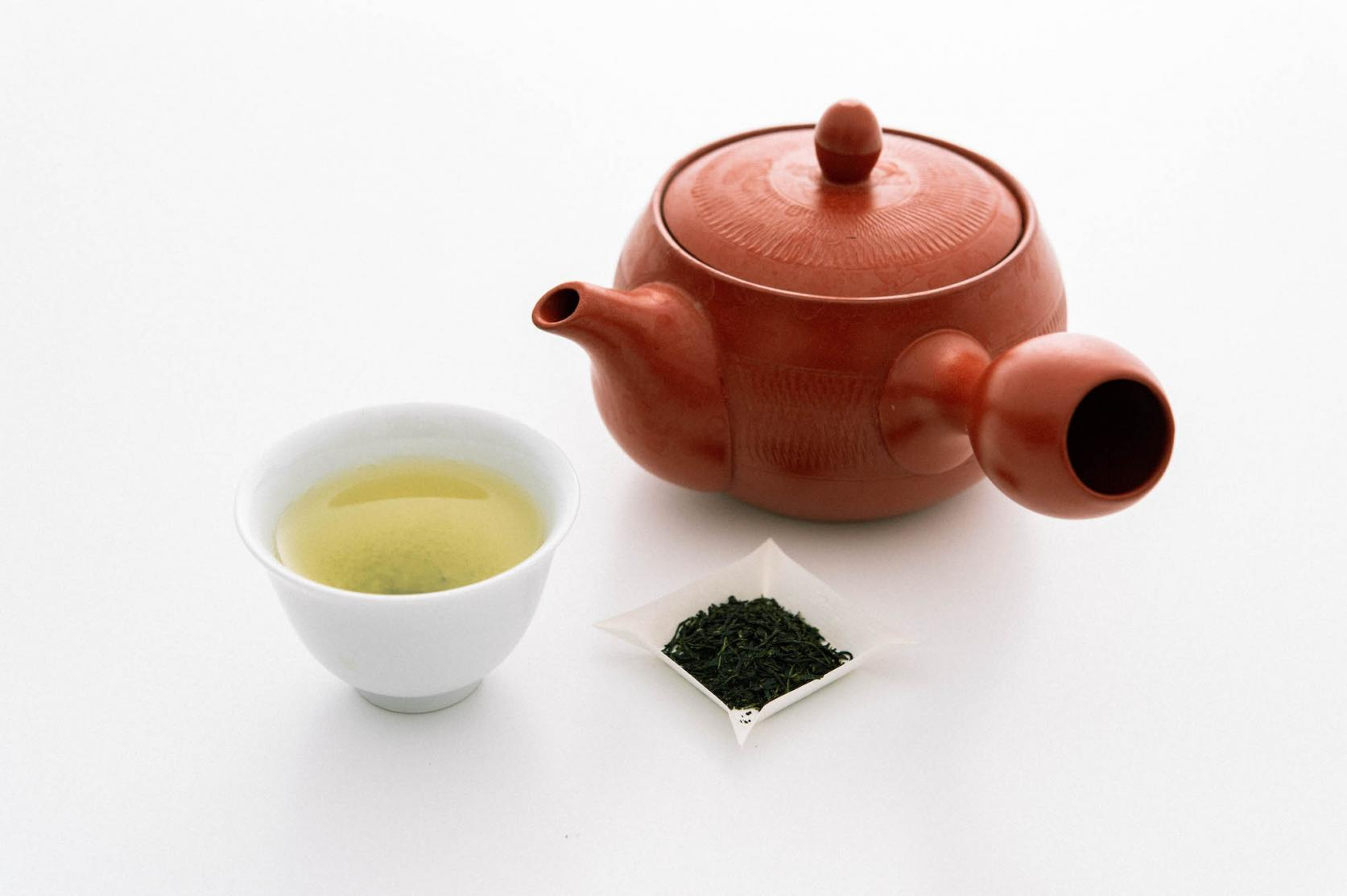 Tea and the Japanese People-1