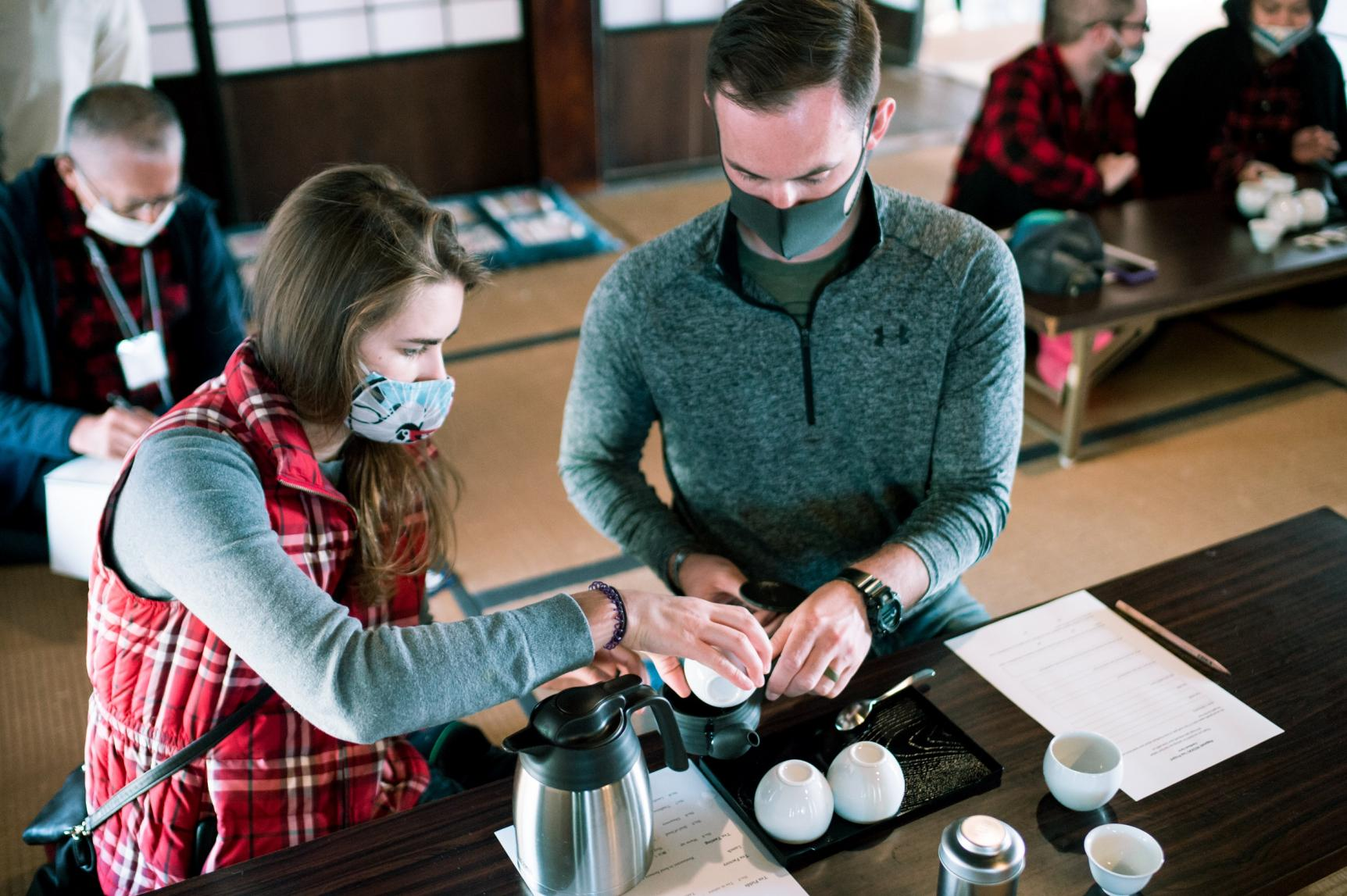 Tea Time with Matsumoto Yasuharu, a Legendary Cha-no-Dendoushi-5