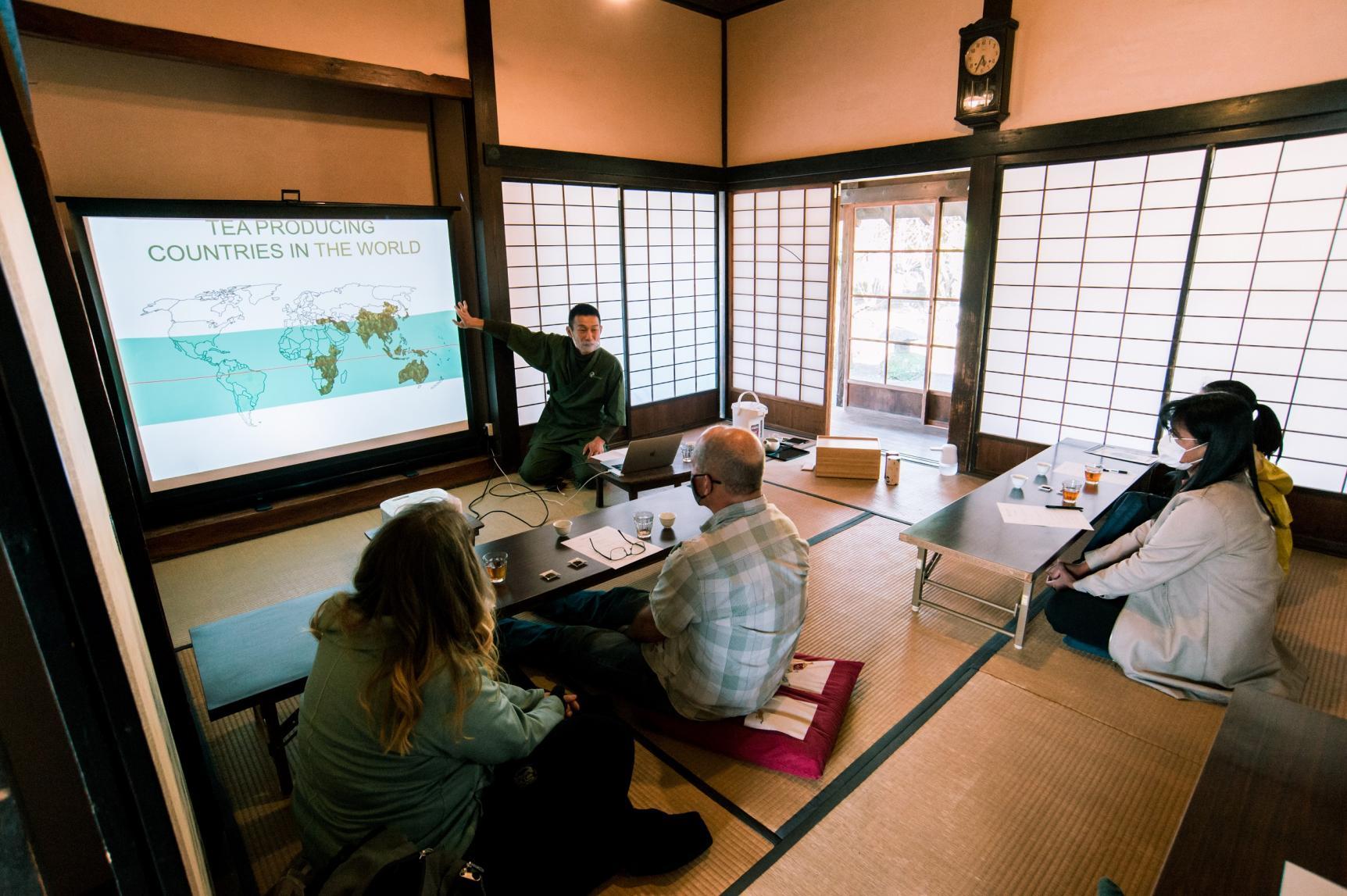 Tea Time with Matsumoto Yasuharu, a Legendary Cha-no-Dendoushi-1