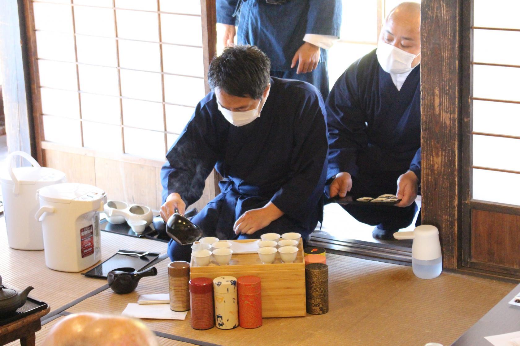 Tea Time with Matsumoto Yasuharu, a Legendary Cha-no-Dendoushi-7