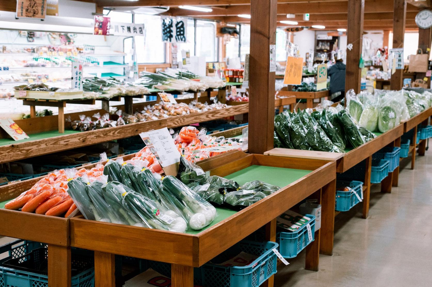 Souvenir Shopping at Michi-no-Eki, Sonogi-no-Sho-3