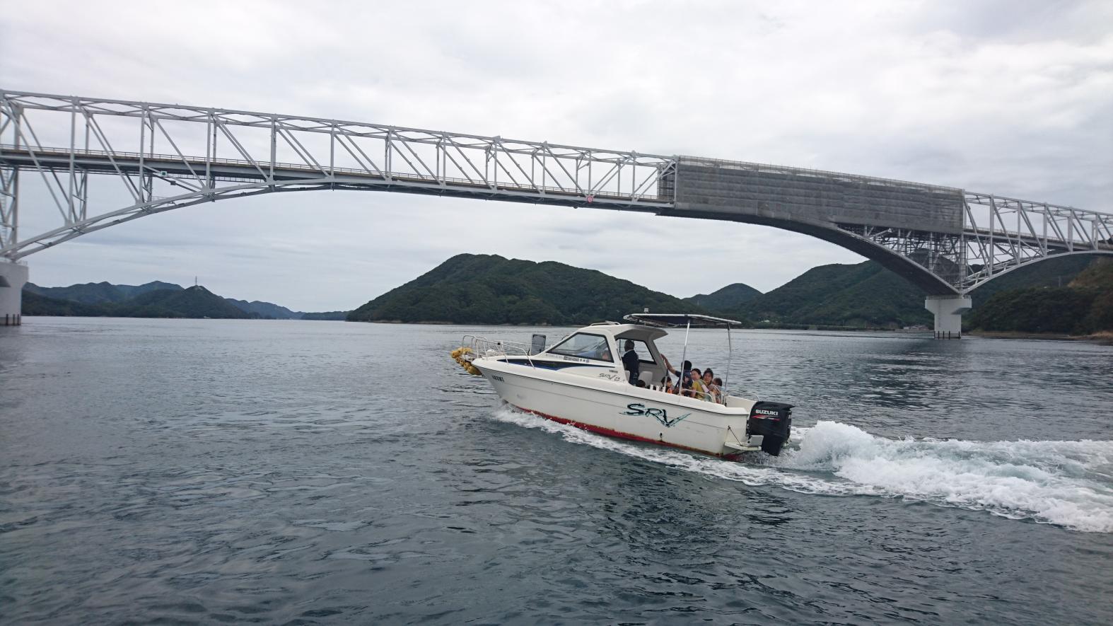 海からしか味わえない上五島の大自然と文化を、クルージングで堪能-0