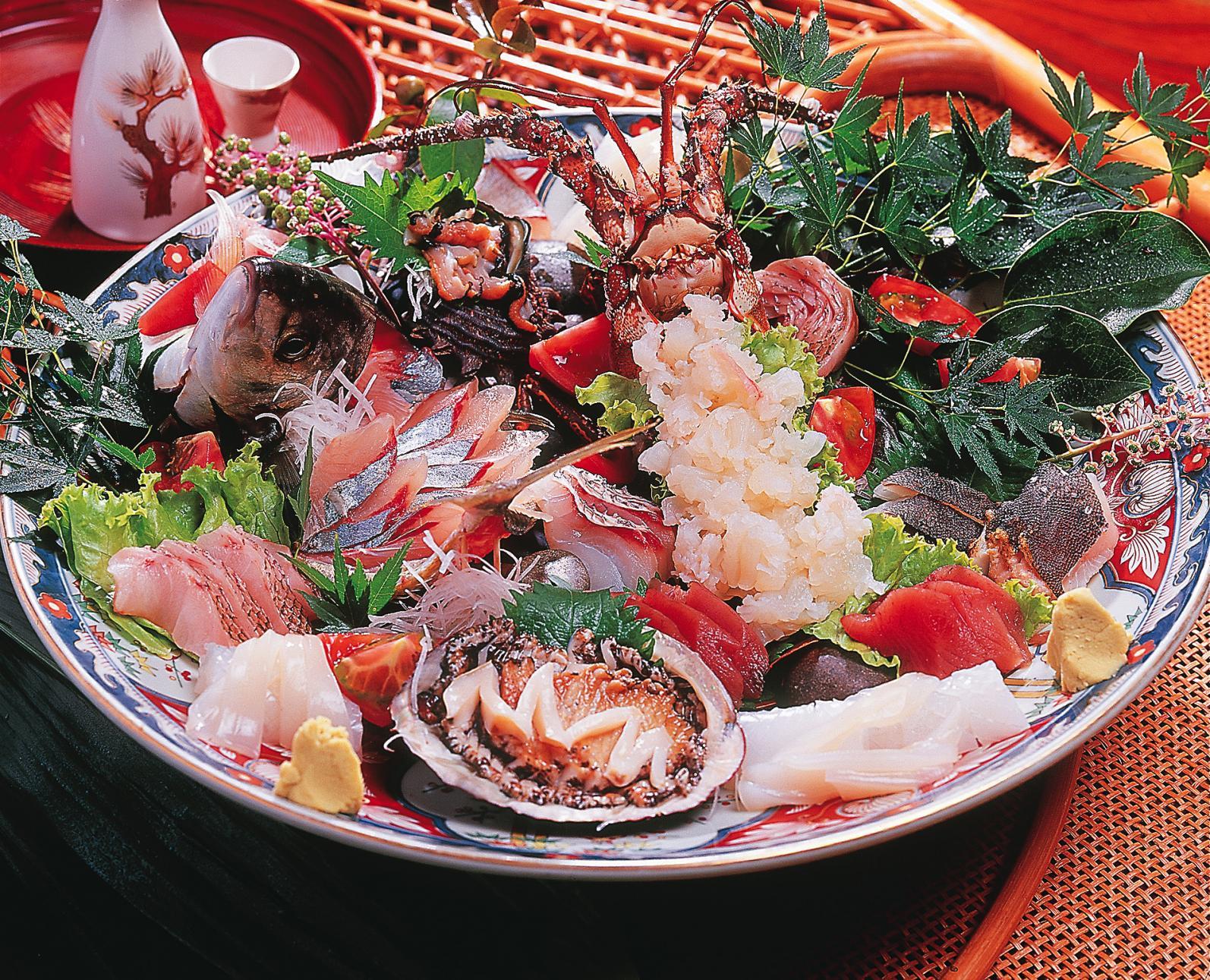 必食!お魚王国で味わう極上の魚介類-3