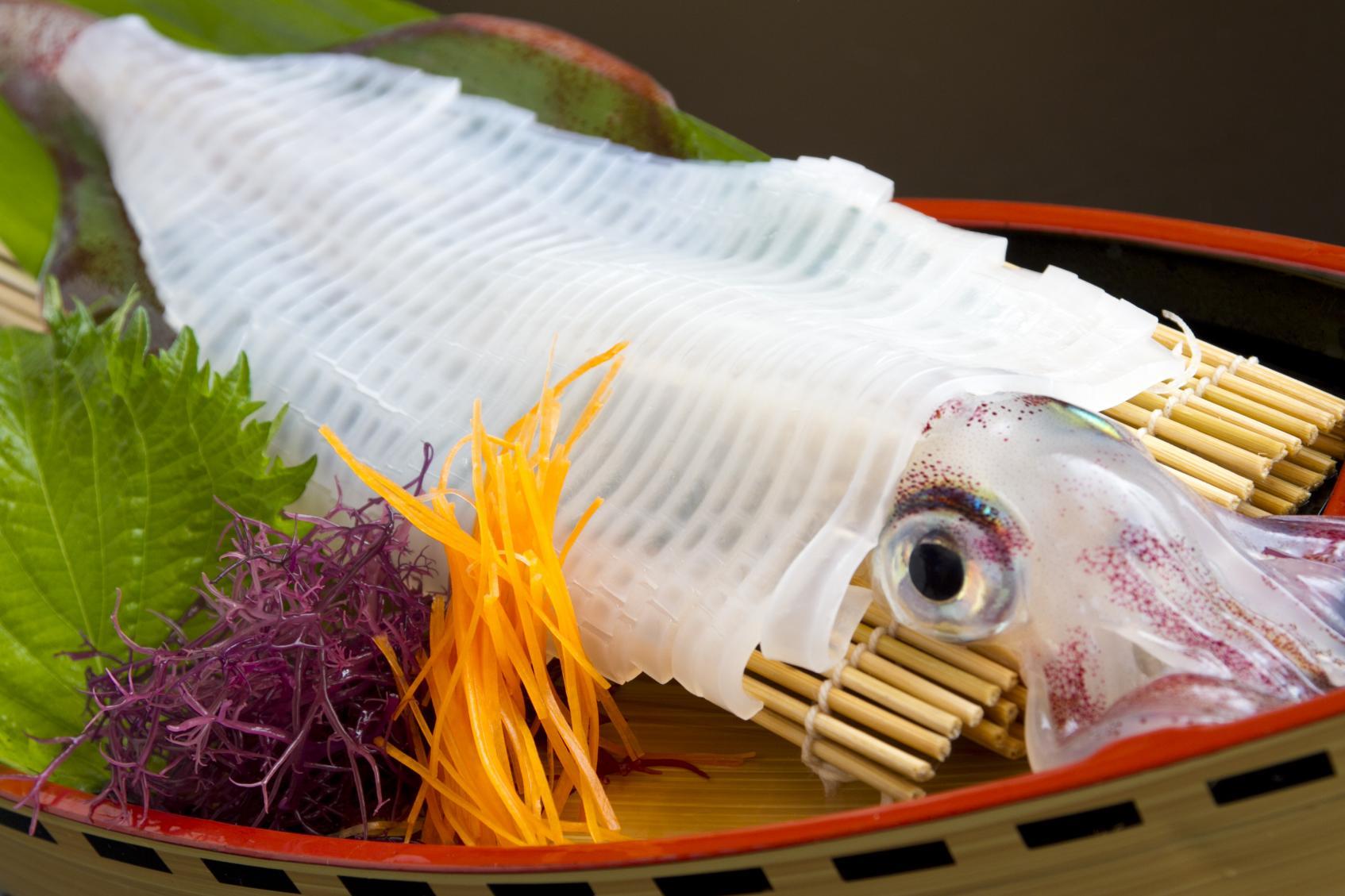 必食!お魚王国で味わう極上の魚介類-2