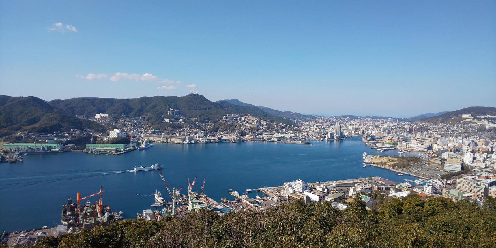 長崎港の概要  Nagasaki Port-0
