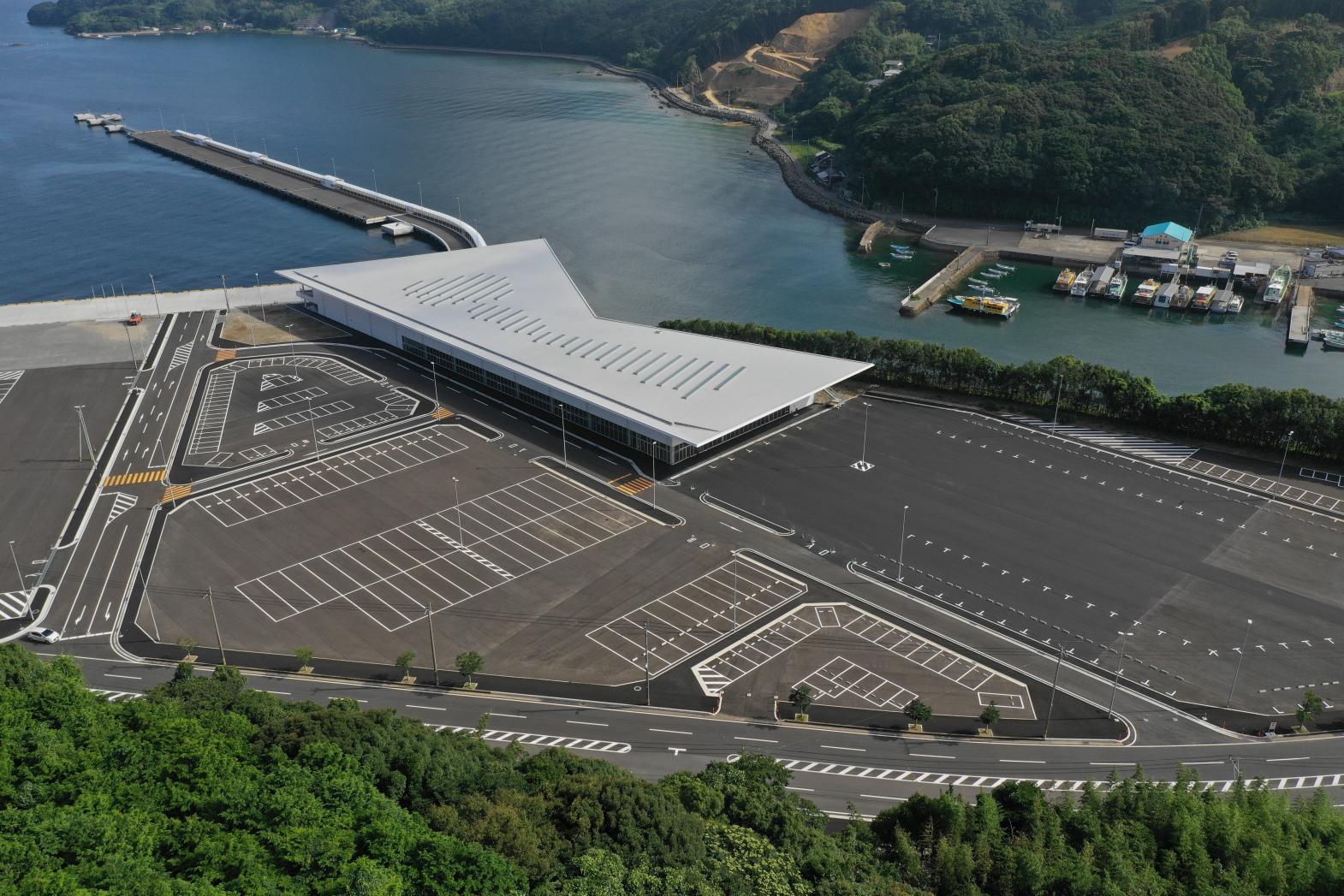 佐世保港(浦頭地区)の概要  Sasebo Port / Uragashira-0