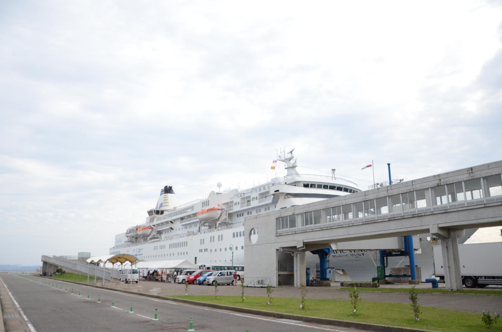 福江港(五島)の概要   Fukue Port (Goto)-0