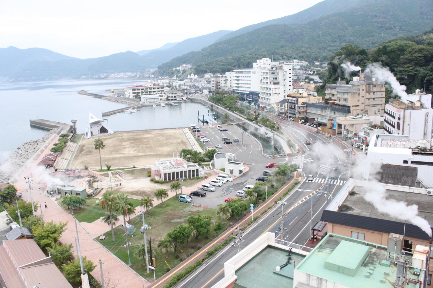 小浜港(雲仙)の概要  Obama Port (Unzen)-0