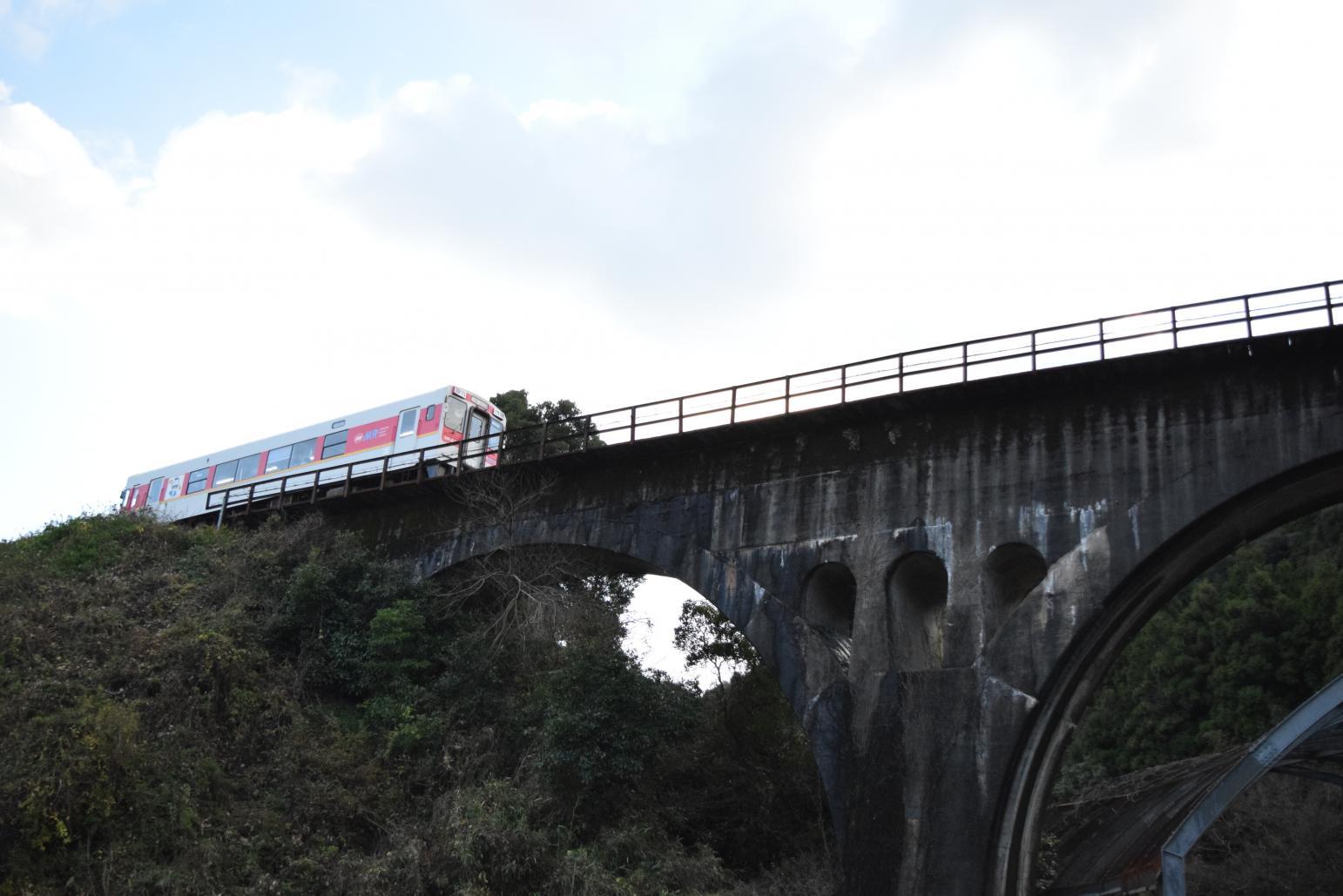 松浦鉄道で行くのんびり気ままな日帰り旅-1