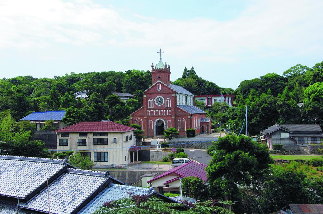 教会めぐり(黒島コース)-1