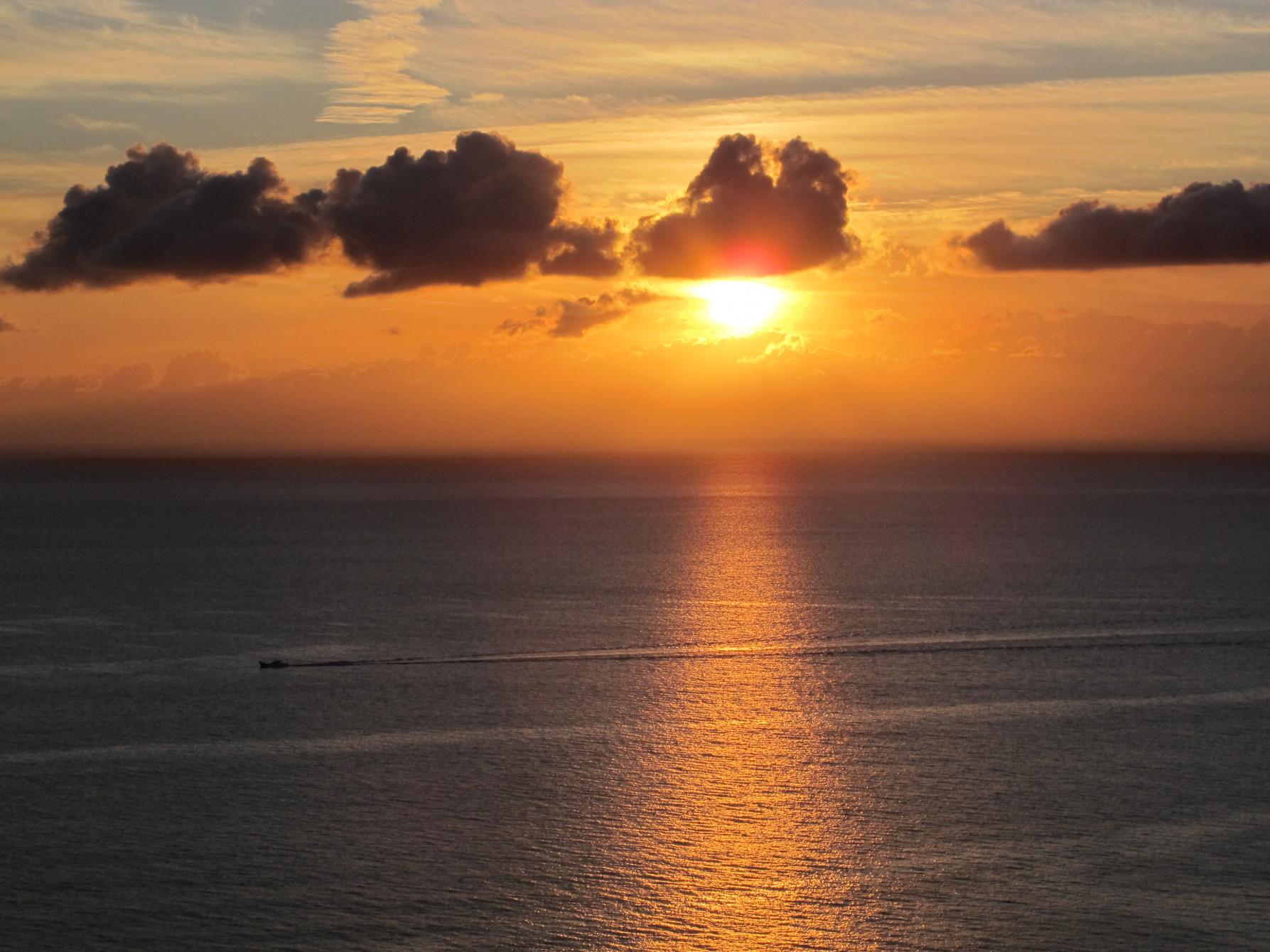 夕陽が美しいキリシタンの里-1