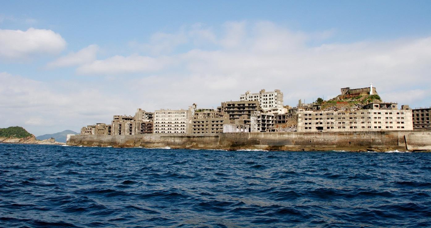 造船と炭鉱の近代化産業遺跡群を訪ねる-1