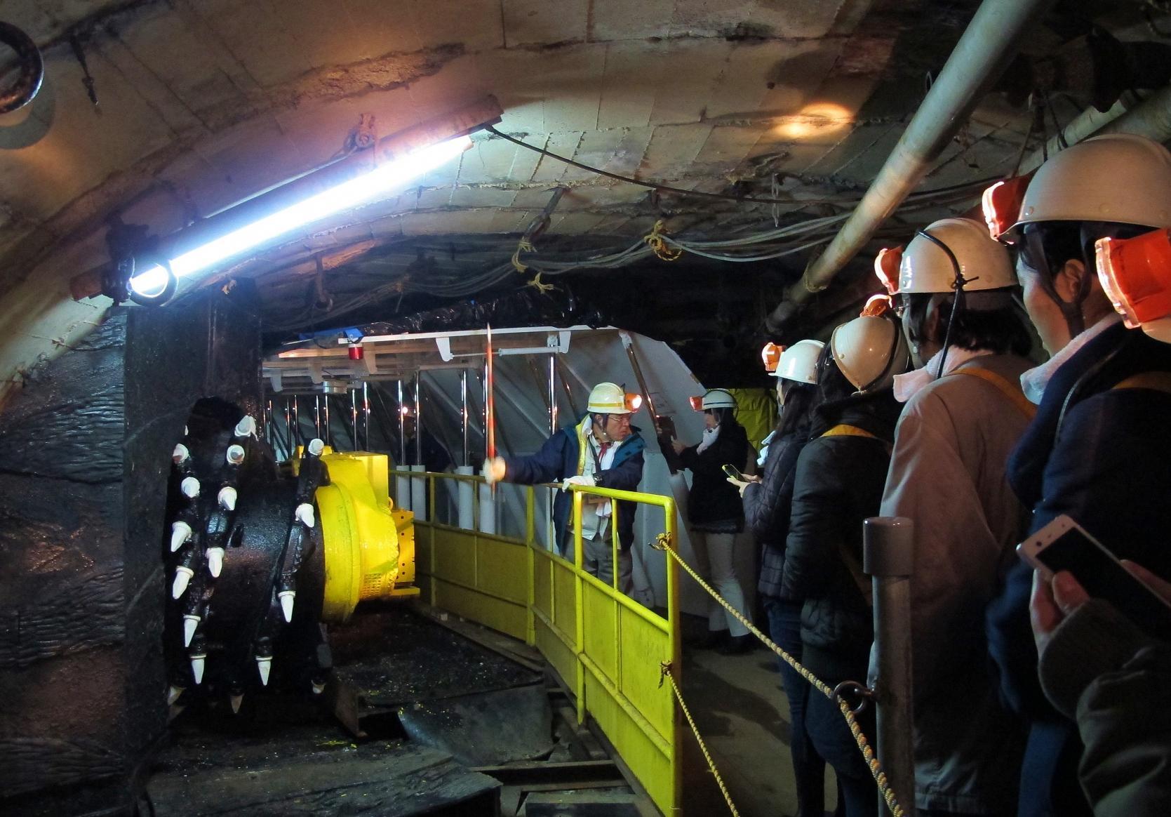 池島炭鉱体験と外海めぐり-1
