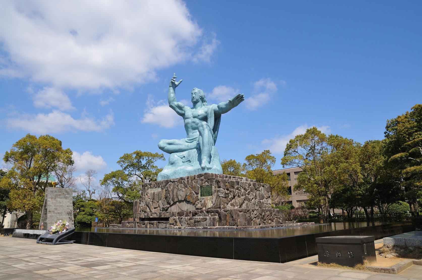 【長崎港発】2時間でめぐる!平和への祈りコース-1