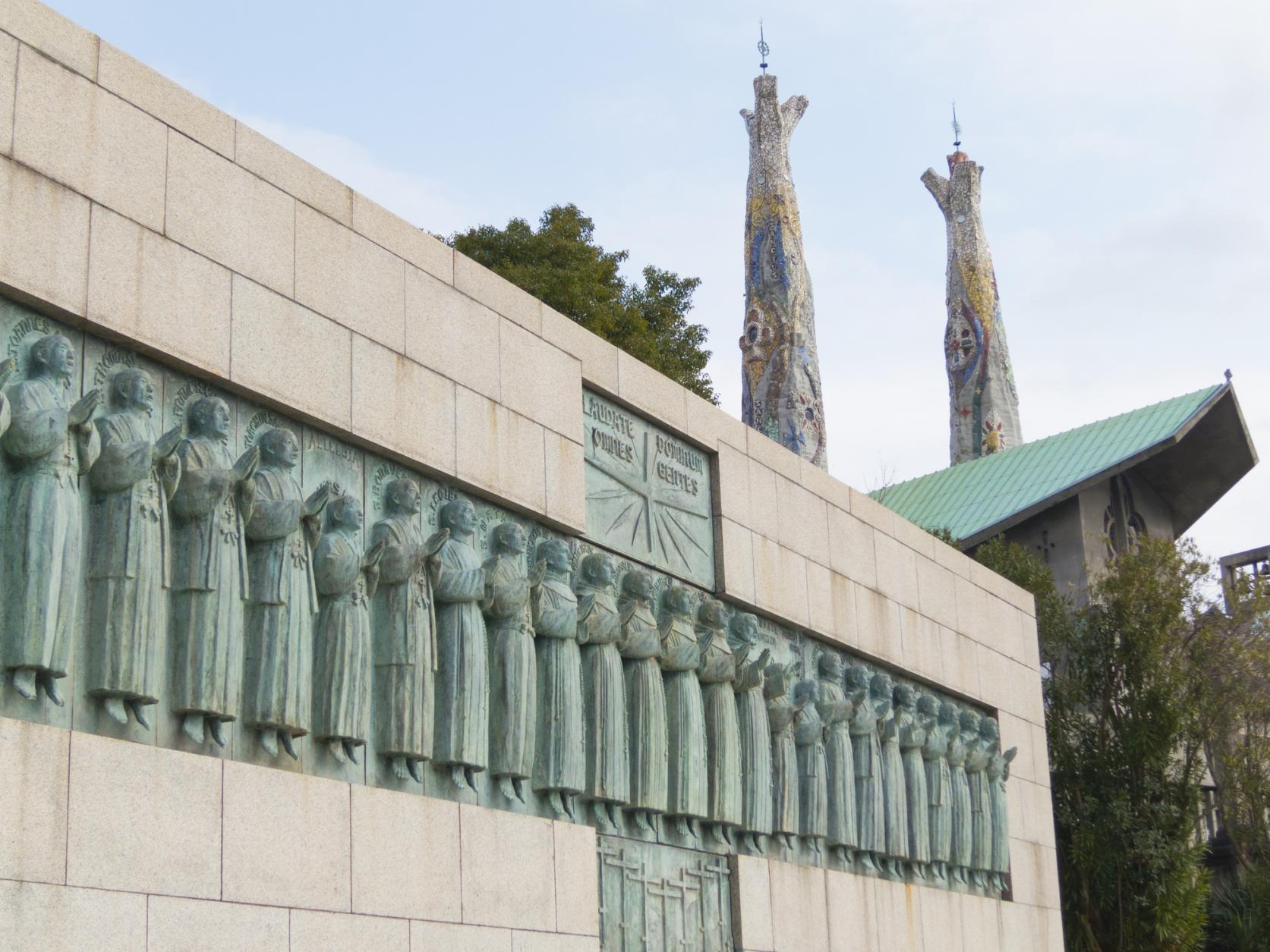 【長崎港発】平和とキリスト教~ローマ教皇訪問地を訪ねて~-1