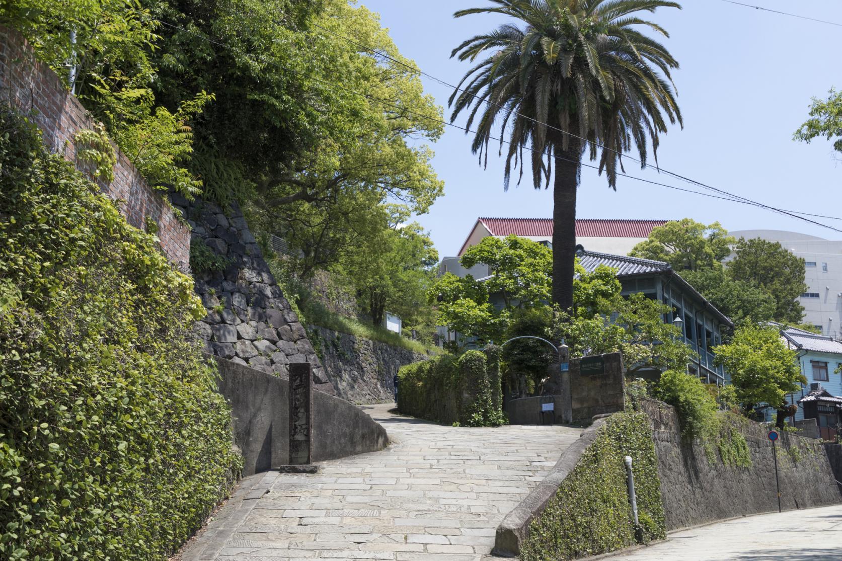 【長崎港発】異国情緒を感じる街並みお散歩コース-1