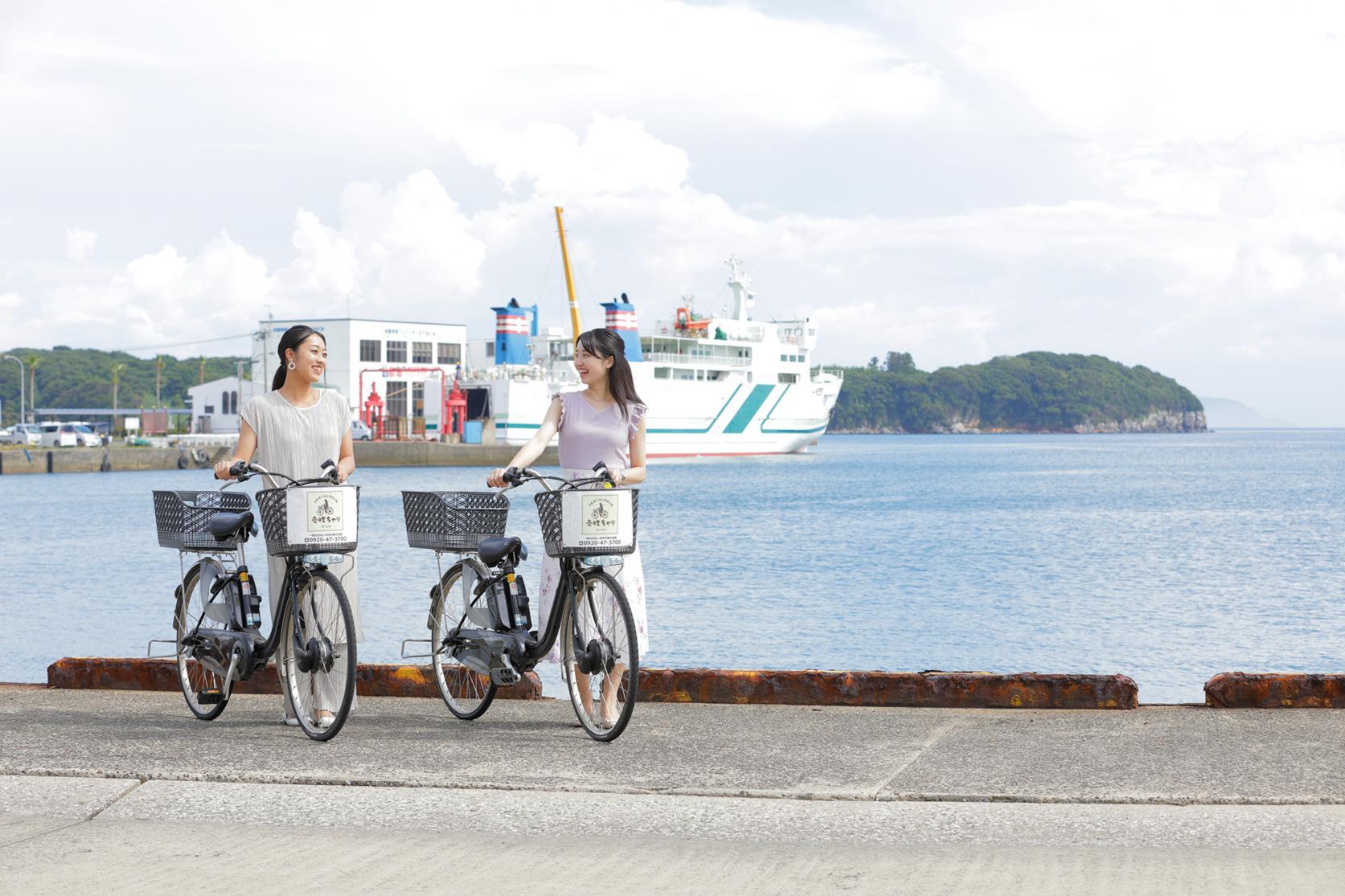快適サイクリングで心も体もリフレッシュ-1