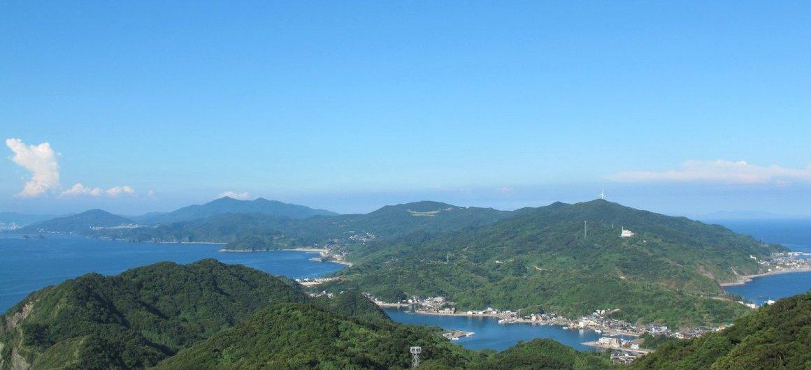 長崎県の「半島」特集-ながさきの『サキ』へ→-1