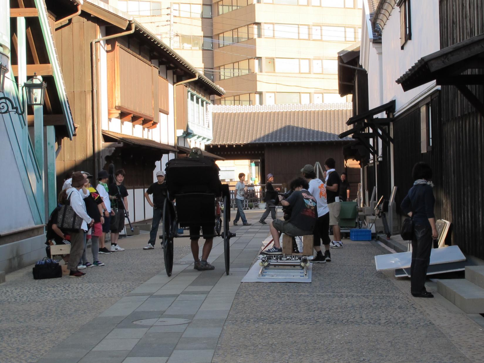 ドラマ「蝶々さん」ロケ地巡りモデルコース-1
