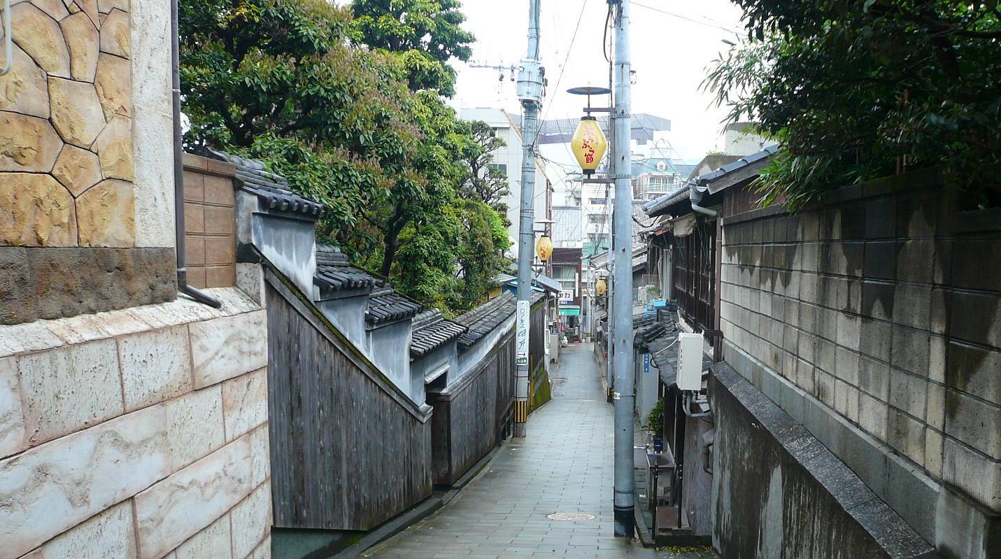 映画「長崎ぶらぶら節」ロケ地巡りモデルコース-1