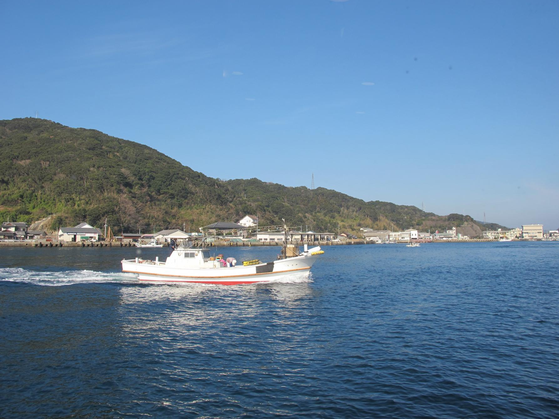 奈留島を巡るちょい旅紀行-1