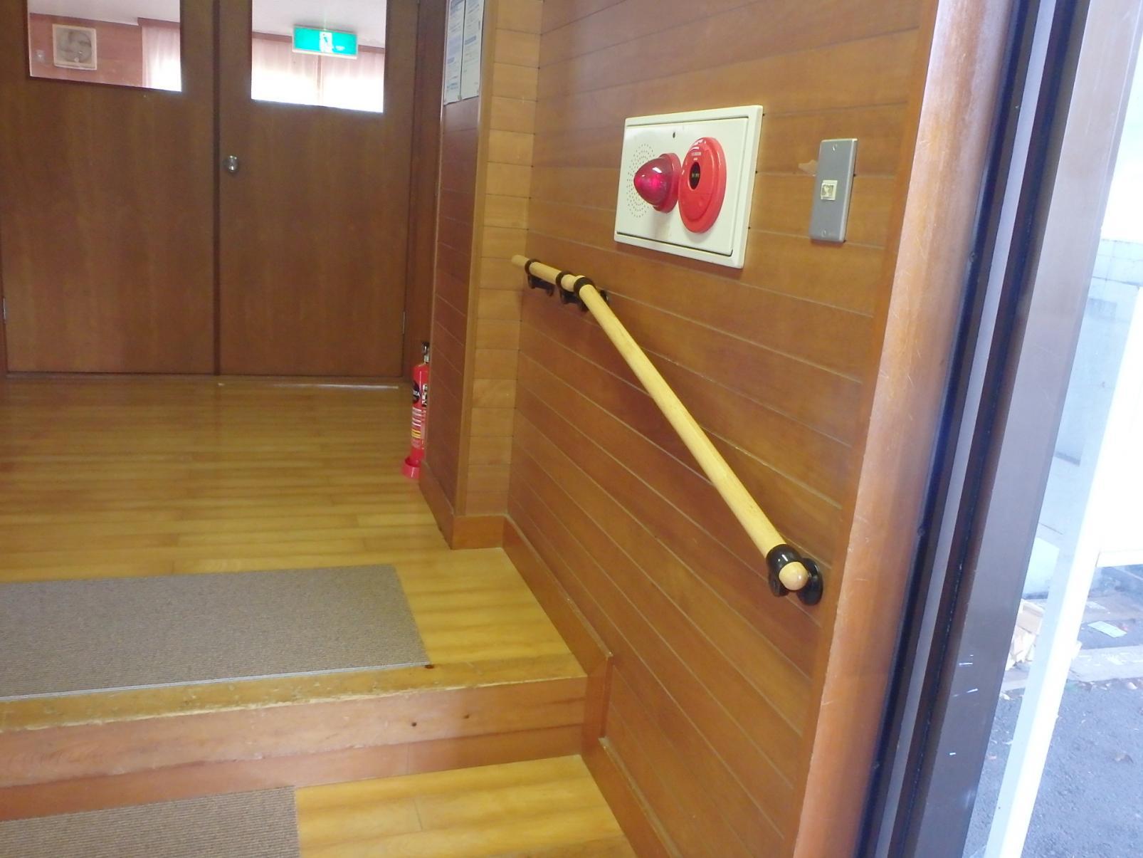 階段の手すり-3