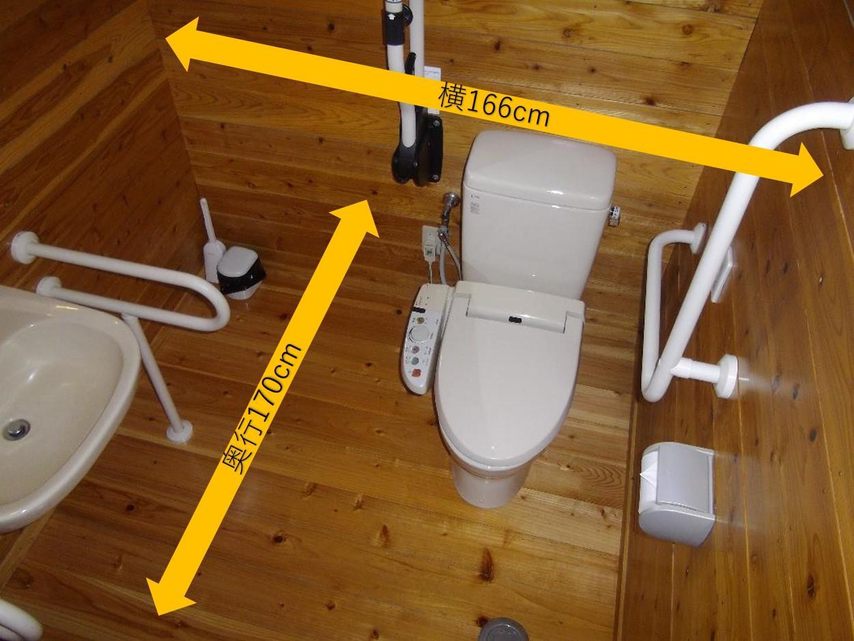客室トイレ-2