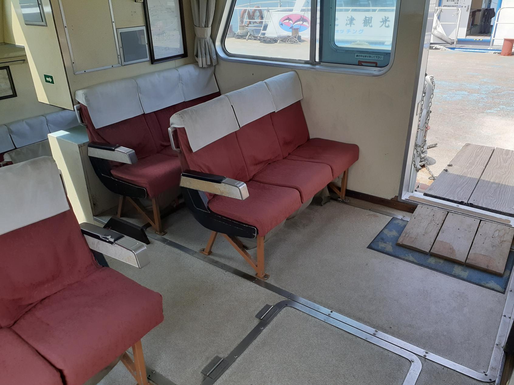 船内座席-3
