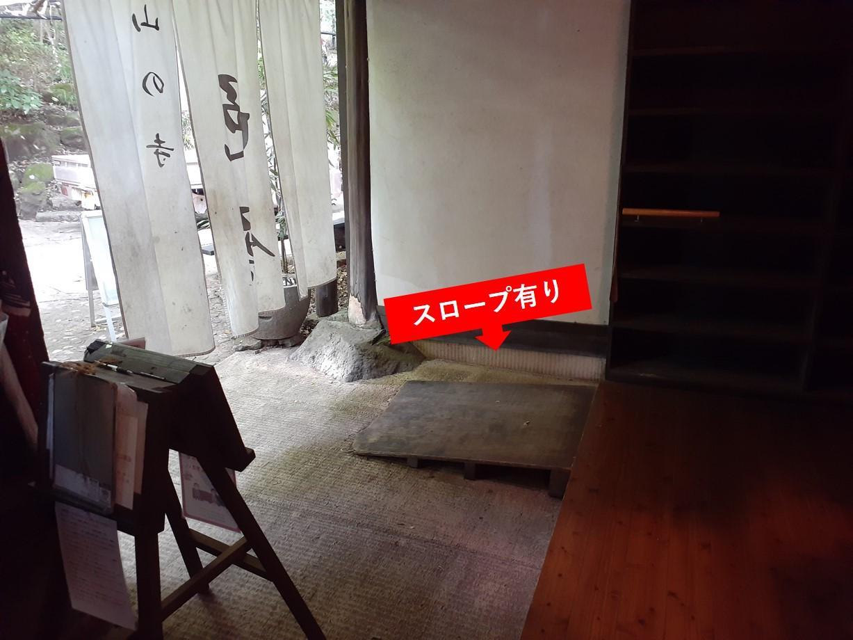 玄関内のスロープ-3