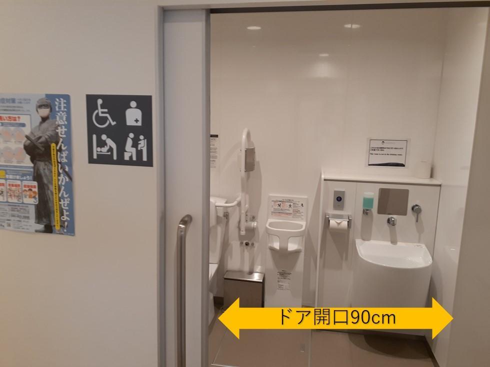 長崎伝統芸能館⑮多目的トイレ-5