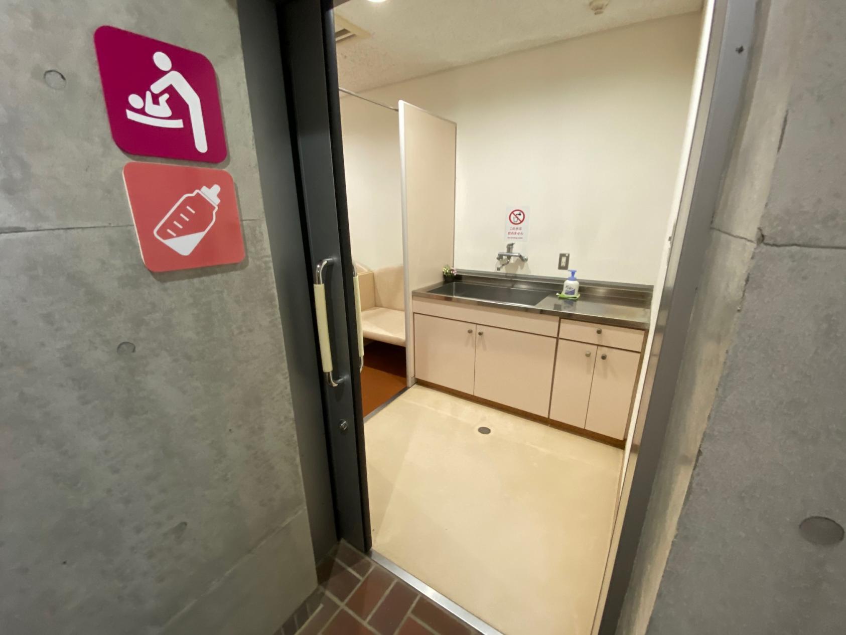 授乳室、赤ちゃんルーム-3