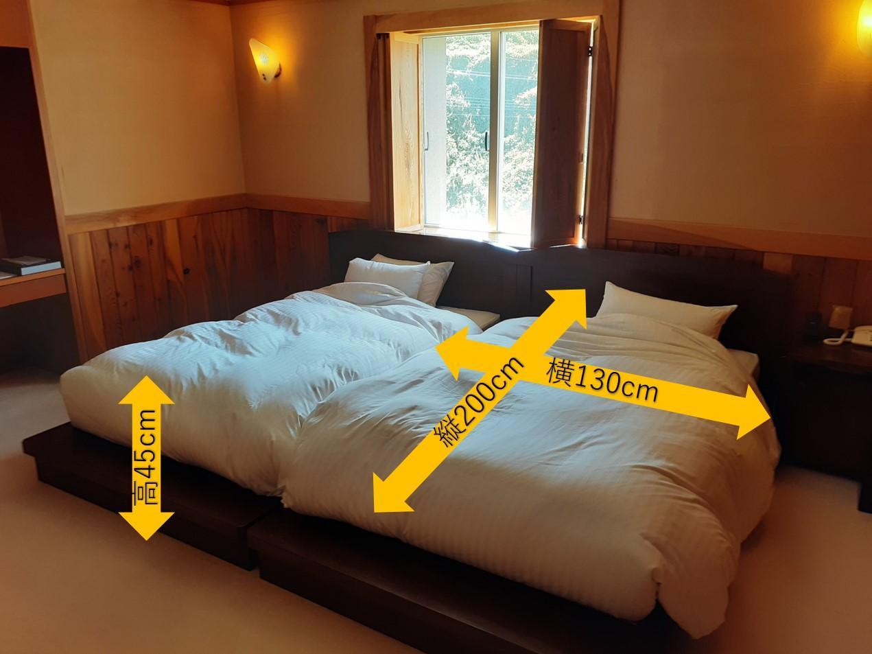 ツインベッド客室-3