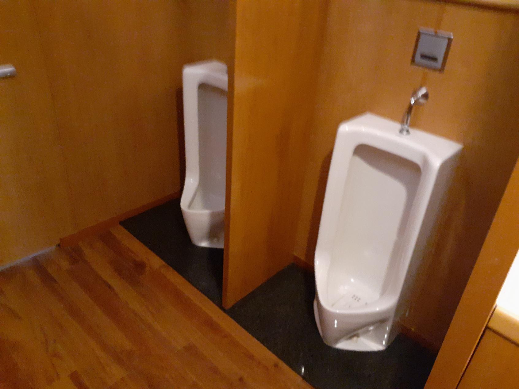 正面のトイレ②-4