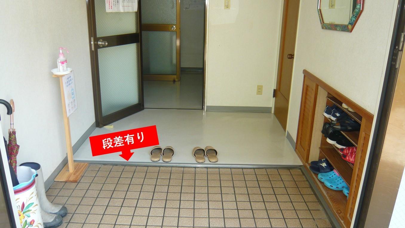 玄関の段差-3