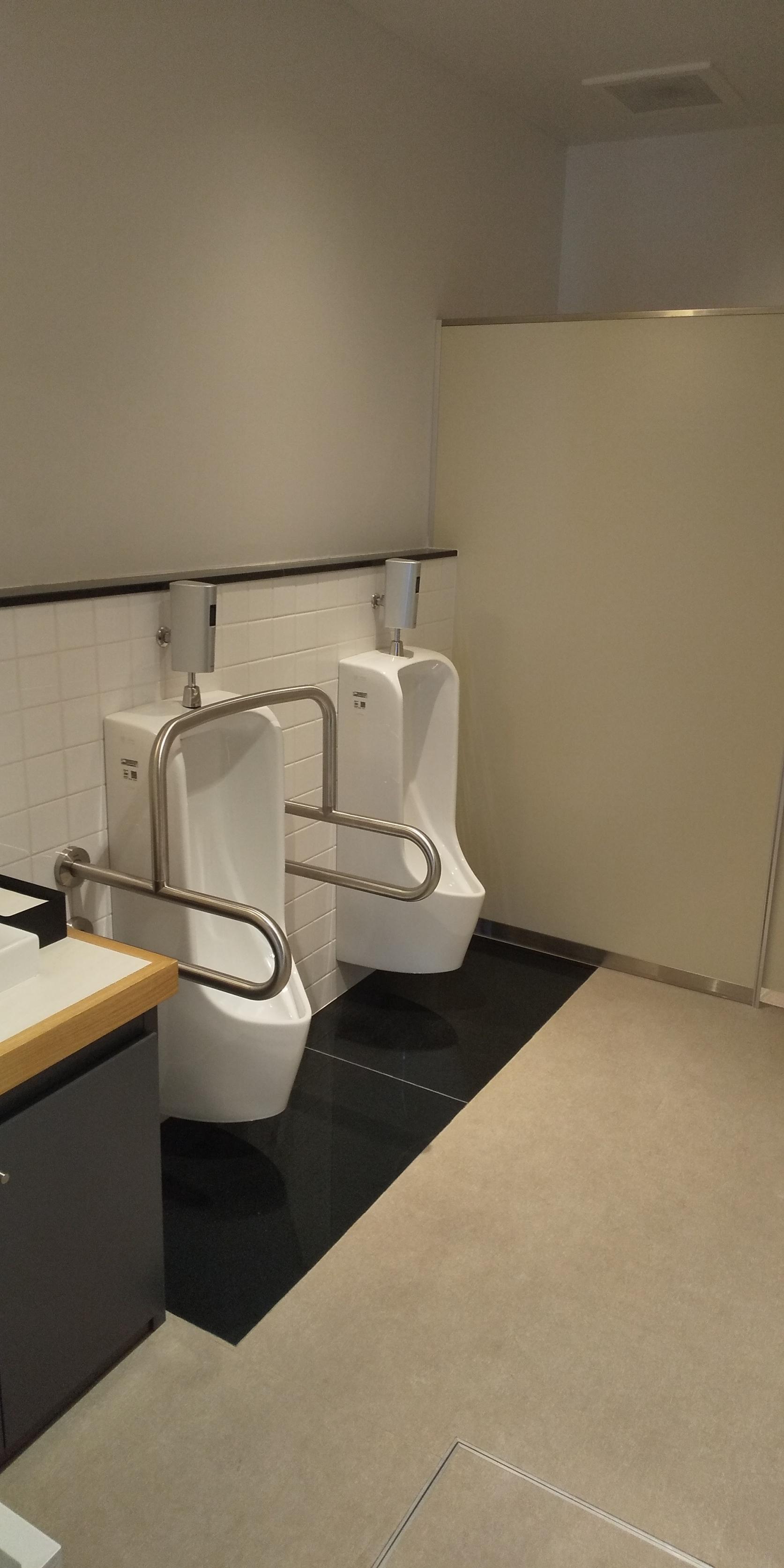 男性用トイレ小便器-7