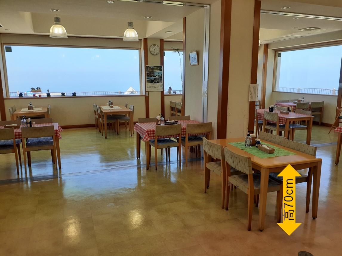 レストラン内部-2