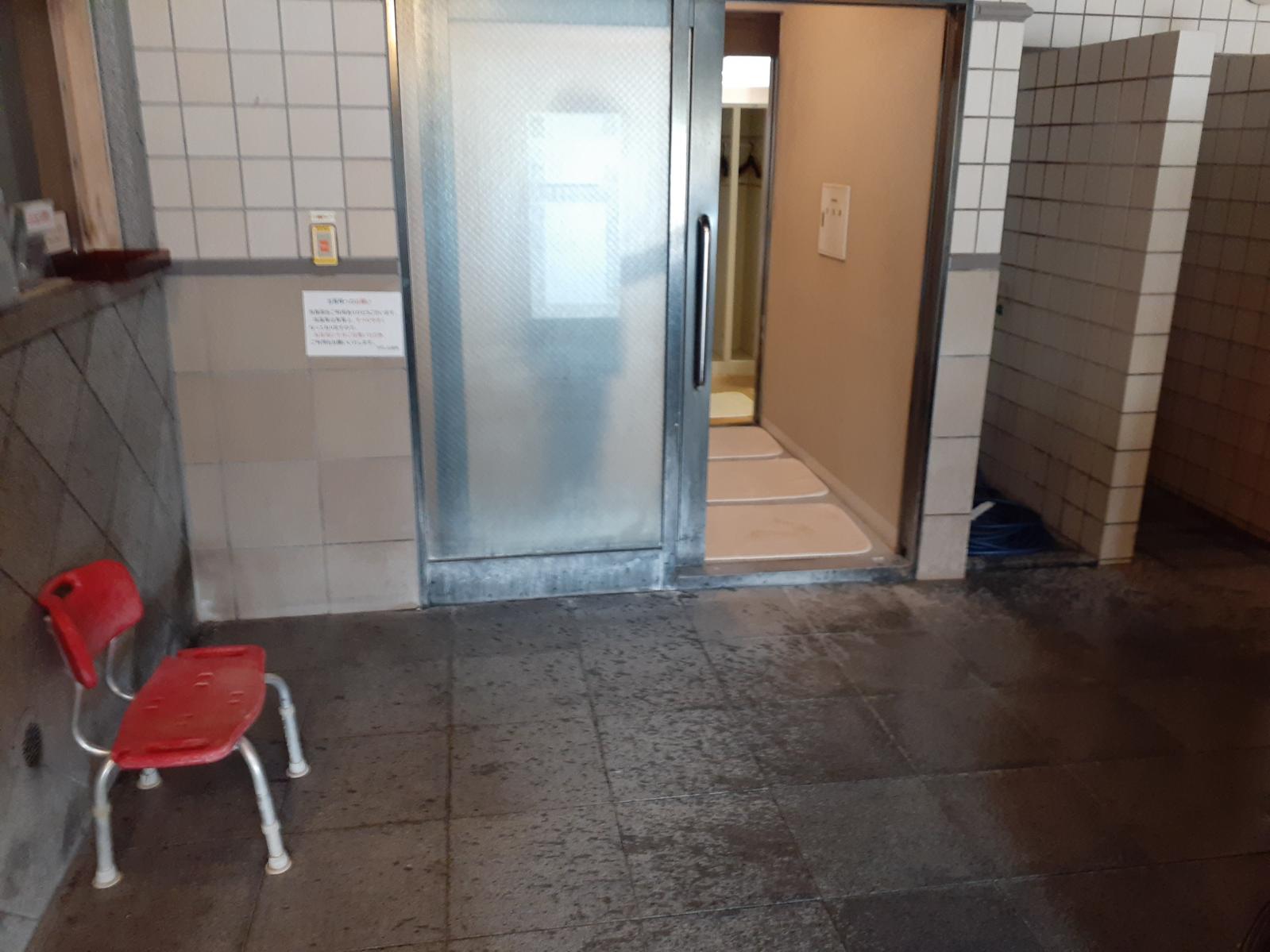 浴室入口段差無し-6