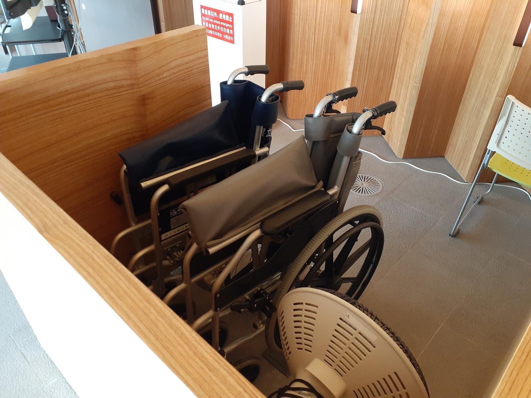 レンタル車椅子-4