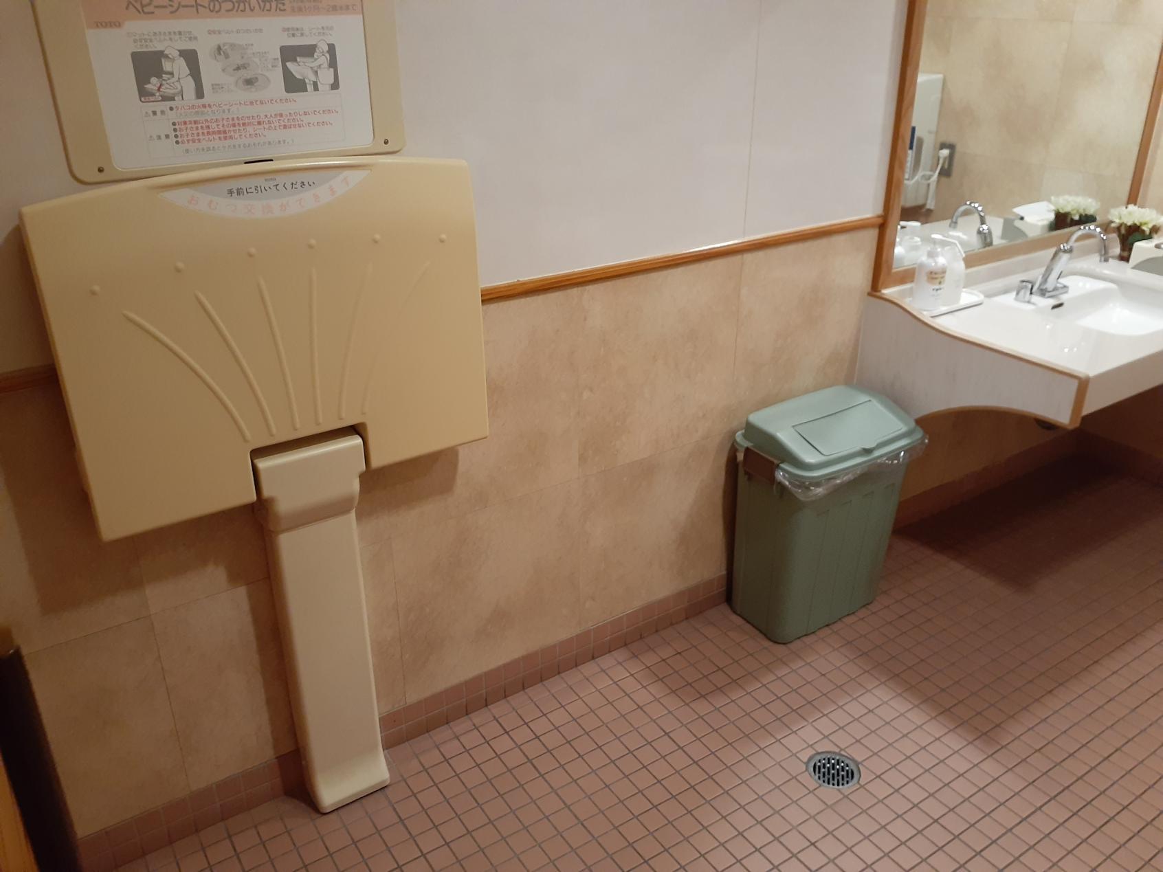 多目的トイレ内部①-2