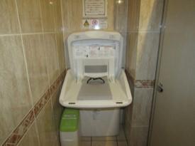 女性用トイレ-3