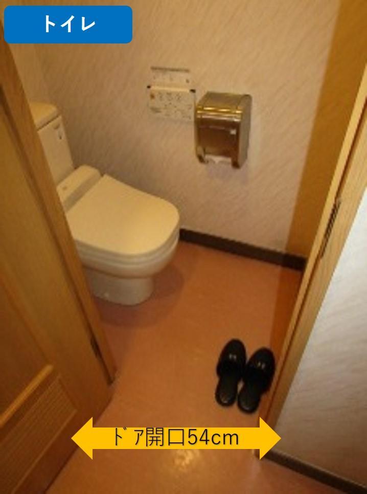 トイレ入口-3