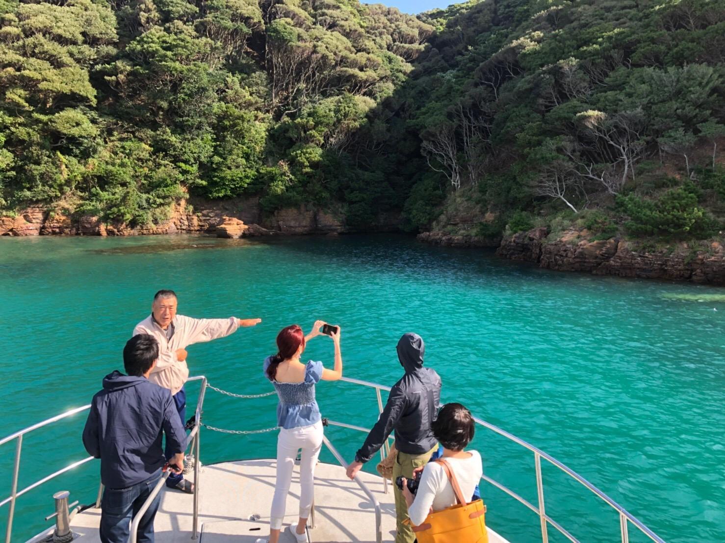 다쓰노시마 섬 유람-0