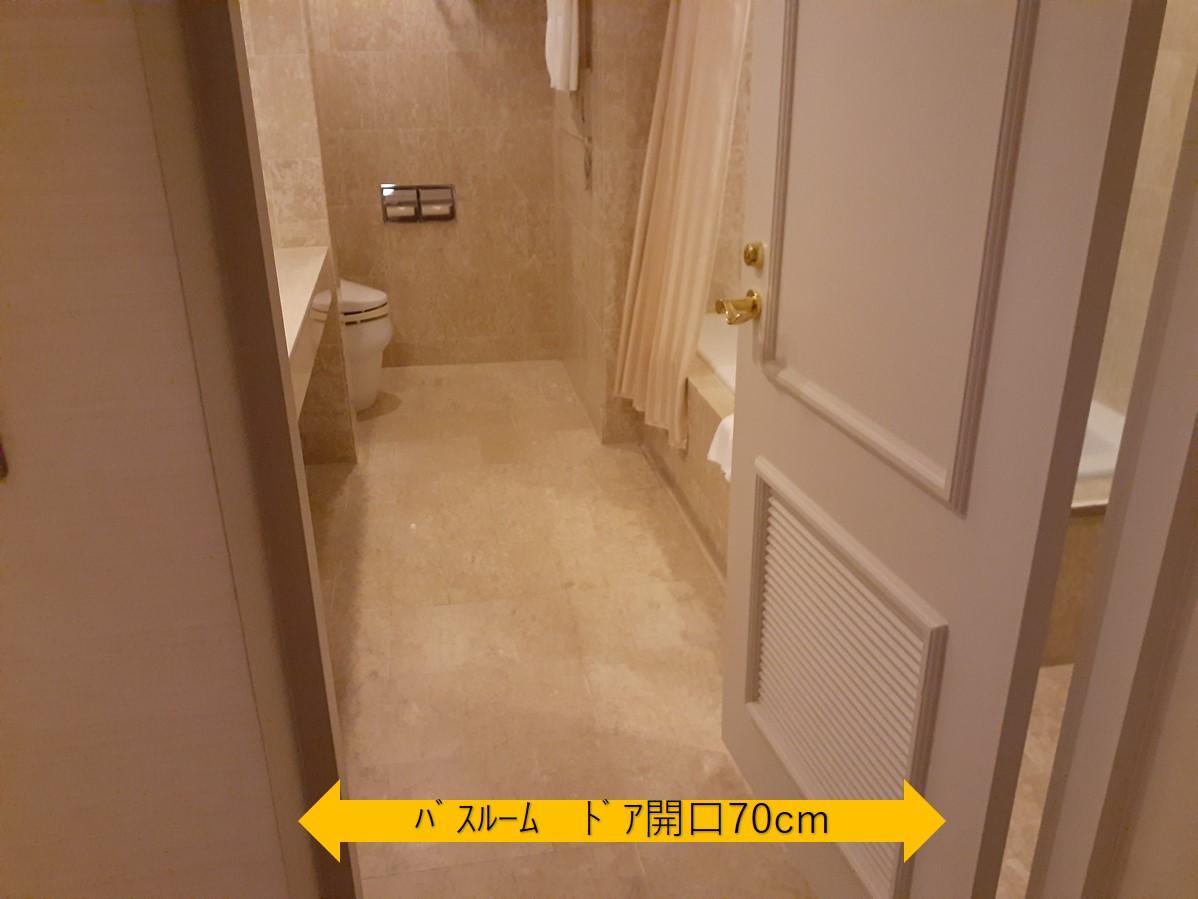 バスルーム入口-4