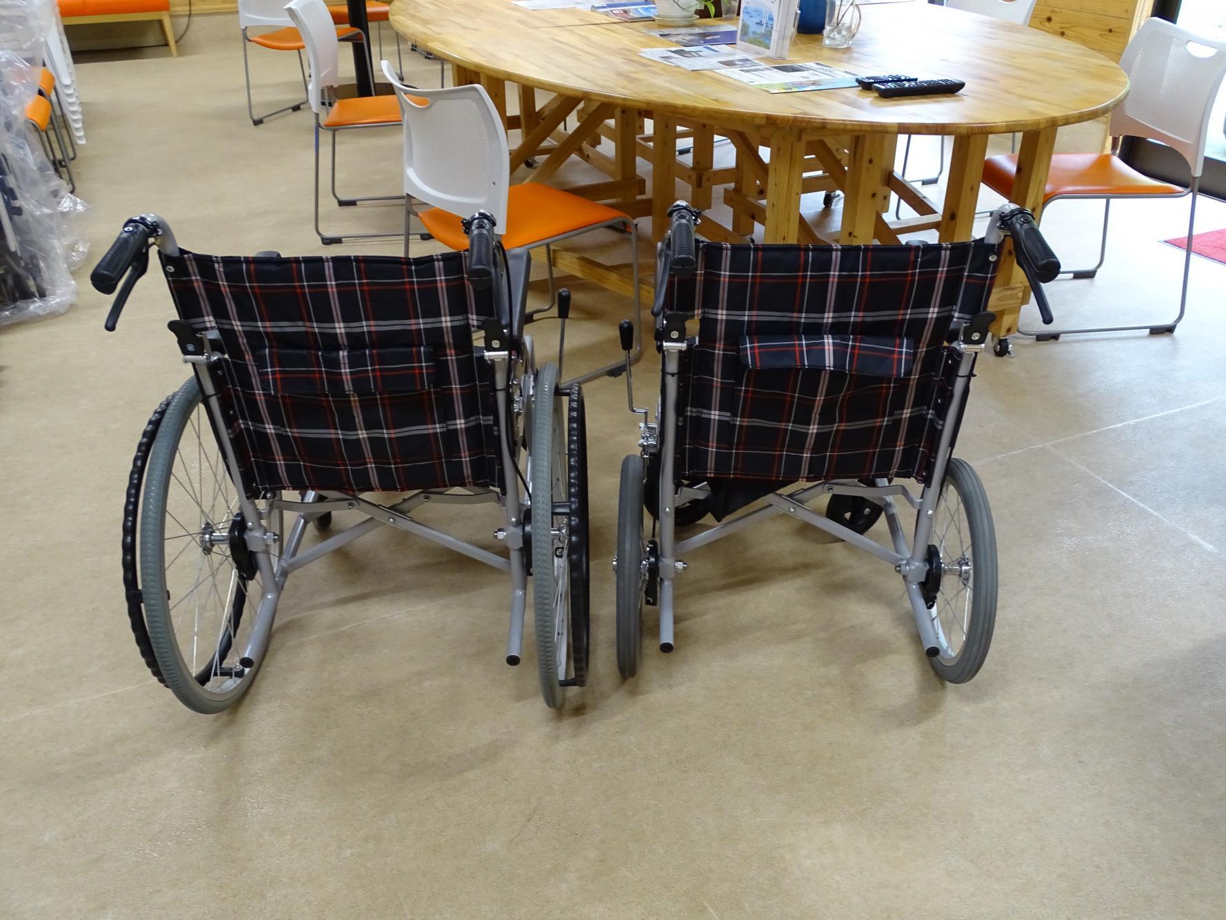 車椅子レンタル-3