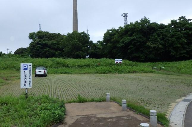 駐車場全景-0