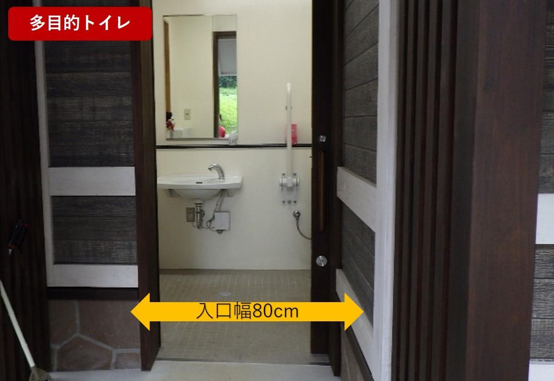 多目的トイレ入口-4