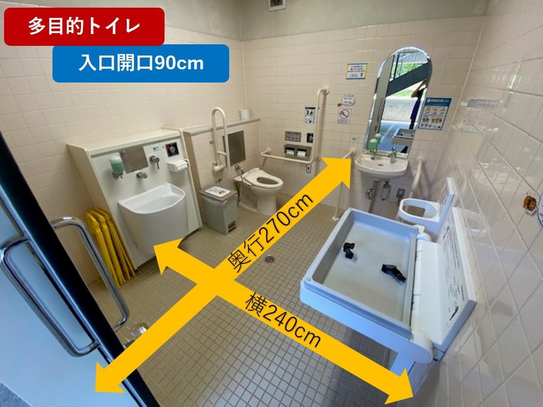 ペンギン館多目的トイレ-2