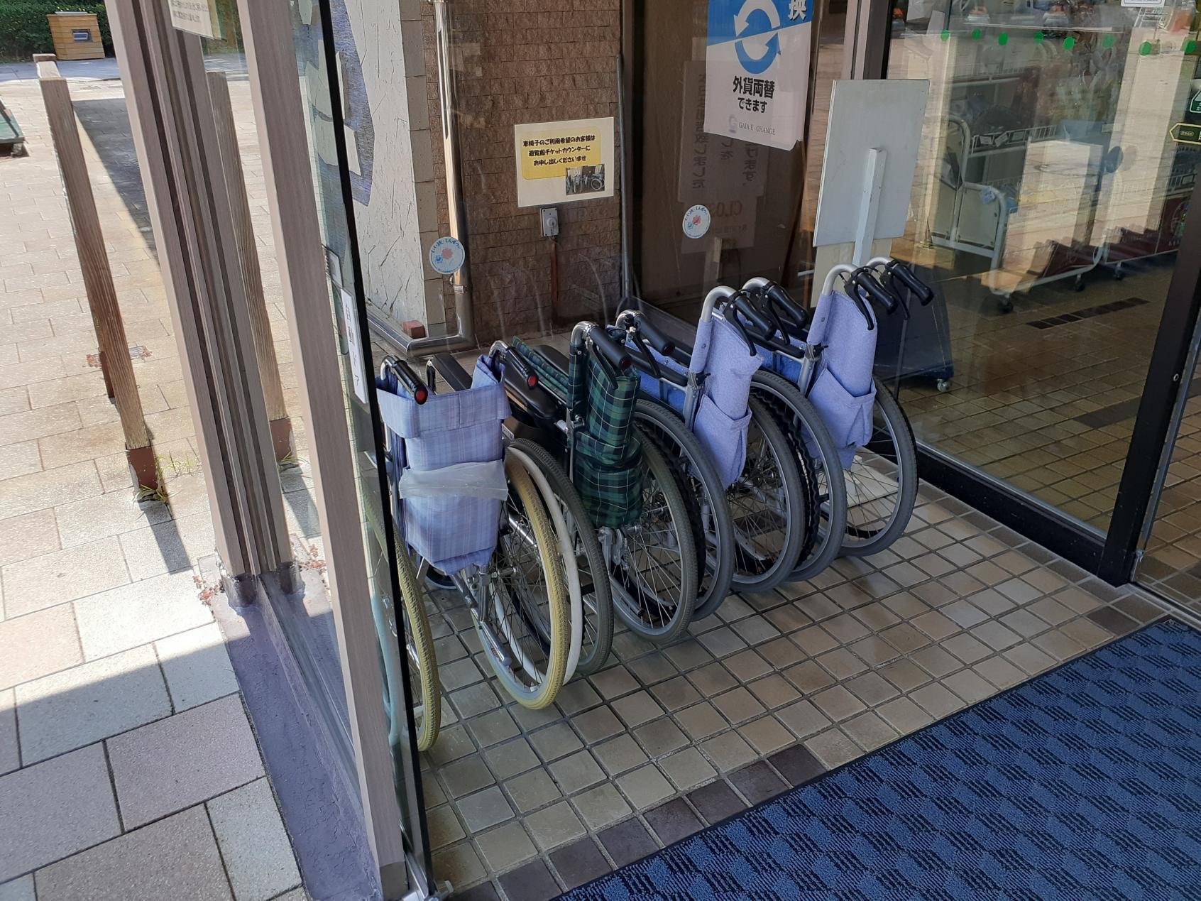 レンタル車椅子-1